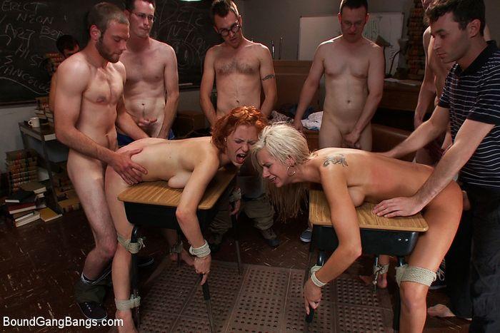 Бдсм групповое секс фото