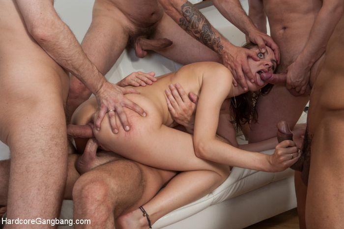 Русски груповой секс